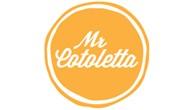 Il progetto nasce dalla sinergia tra due noti ristoratori veronesi, Paolo e Andrea Mezzatenta, proprietari dei Ristoranti La Colonna a Verona,e l'imprenditore Tommy Gallimberti.<br /> Le ricette di Mr Cotoletta nasconoda
