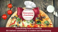 Franchising food in crescita – Gli italiani continuano a credere nel franchising<br /> <br /> (Teleborsa) – La vendita in affiliazione continua a piacere alle imprese italiane. Nei primi tre mesi del