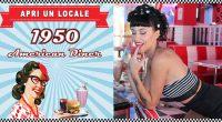 Il format 1950 American Diner nasce da un profondo amore per il mondo a stelle e strisce degli anni '50. E' frutto dell' impegno, della dedizione e dell'intenso lavoro di