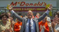 """The Founder """"inventò il franchising che poi sarebbe diventato il suo personale impero immobiliare""""<br /> Nel mondo esistono oltre 35.000 ristoranti McDonalds. In ciascuno di essi viene servito il Big Mac:"""