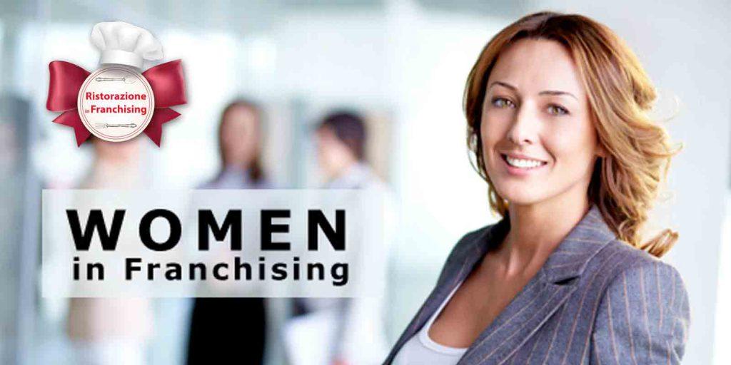 Donne in franchising. Il 35% delle imprese ha una titolare donna